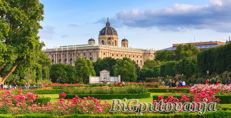 600 rsd vaučer za extra popust na putovanje u Beč (2 noćenja u htl 3*/4* sa doručkom i prevoz) za 75e 3