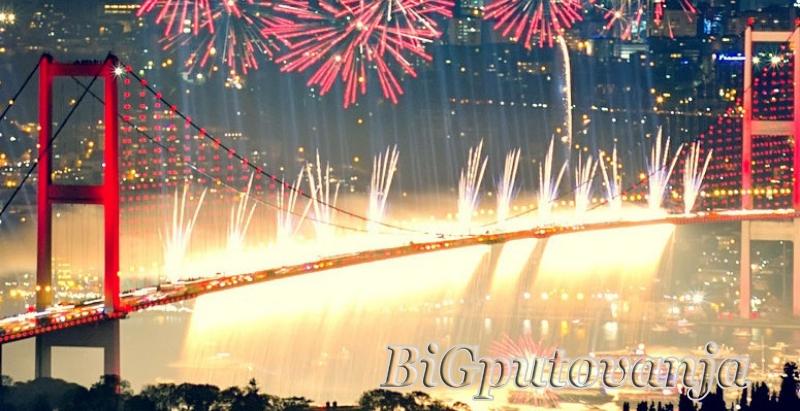 800 rsd vaučer za extra popust na putovanje u Istanbul za Novu godinu autobusom (3 noćenja u hotelu sa 3* i prevoz) za 115e 4