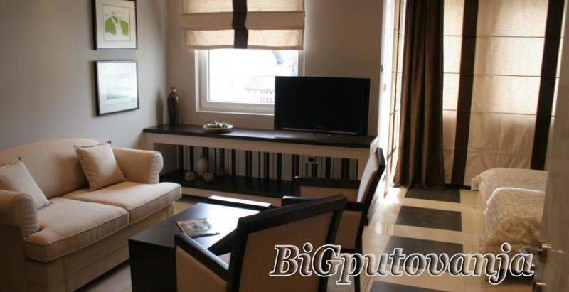 6680 rsd dva noćenja sa doručkom i pićem za dve osobe u Elegant sobi hotela ARTA 3