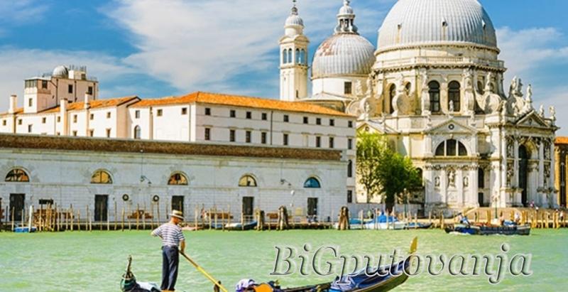 700 rsd vaučer za extra popust na putovanje u Veneciju (2 noćenja  u htl 3* sa doručkom i prevozom) za 69e 3