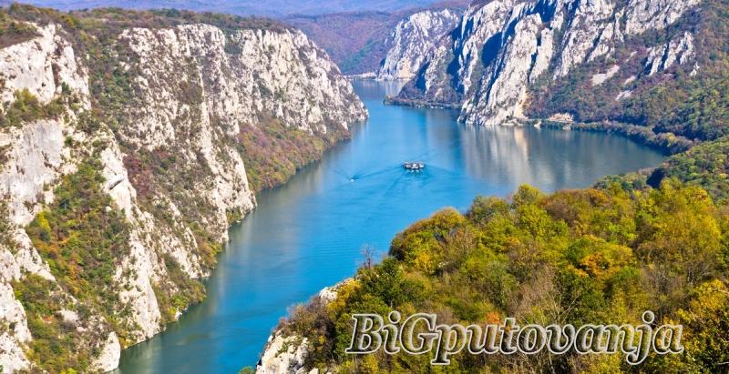 7990 rsd ĐERDAP - krstarenje Dunavom 1 noćenje / 2 dana / autobusom 1