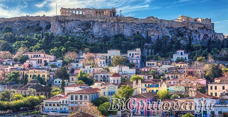 800 rsd vaučer za extra popust na putovanje u Atinu za Novu godinu - (3 noćenja u htl 3* sa doručkom) već od 149e 3