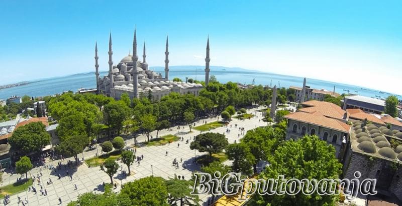 600 rsd vaučer za extra popust na putovanje u Istanbul (2 noćenja u htl 3* sa doručkom i prevoz) za 99e 2