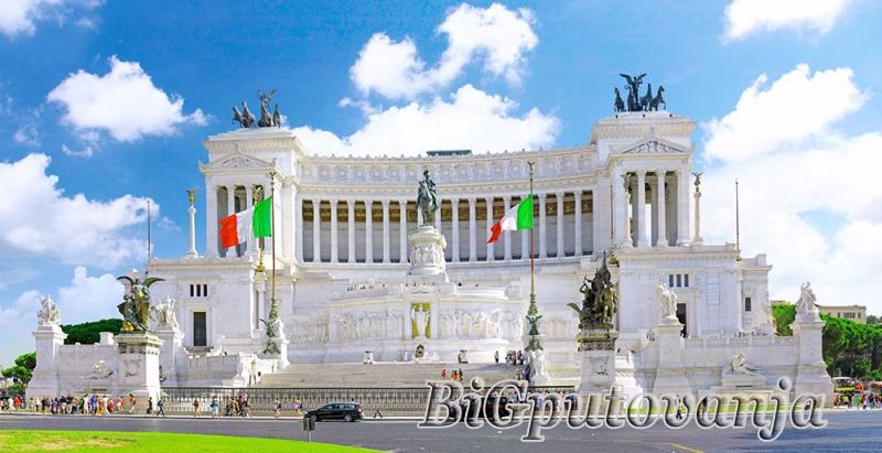 800 rsd vaučer za extra popust na putovanje u Rim i Napulj sa fakultativnim obilascima: Vatikan, Pompeja, Sorento, ostrvo Kapri (3 noćenja u htl 3* sa doručkom i prevoz) za 149e 2