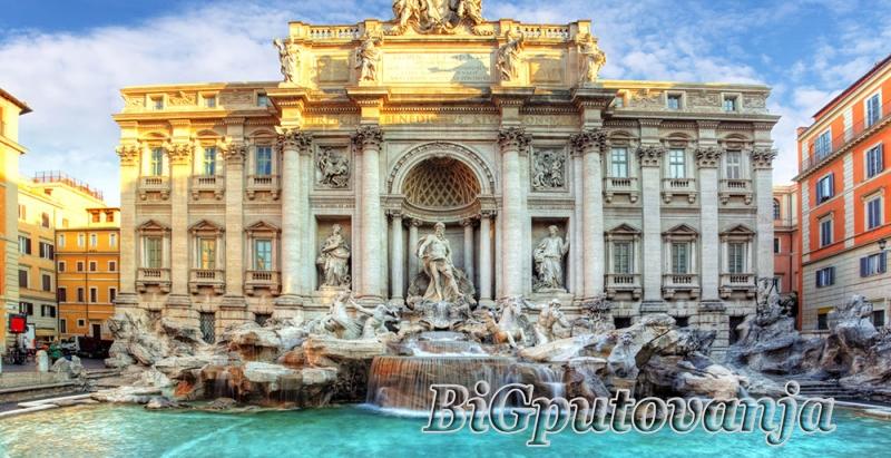 800 rsd vaučer za extra popust na putovanje u Rim i Napulj sa fakultativnim obilascima: Vatikan, Pompeja, Sorento, ostrvo Kapri (3 noćenja u htl 3* sa doručkom i prevoz) za 149e 1