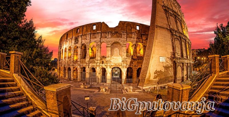 800 rsd vaučer za extra popust na putovanje u Rim i Napulj sa fakultativnim obilascima: Vatikan, Pompeja, Sorento, ostrvo Kapri (3 noćenja u htl 3* sa doručkom i prevoz) za 149e 4