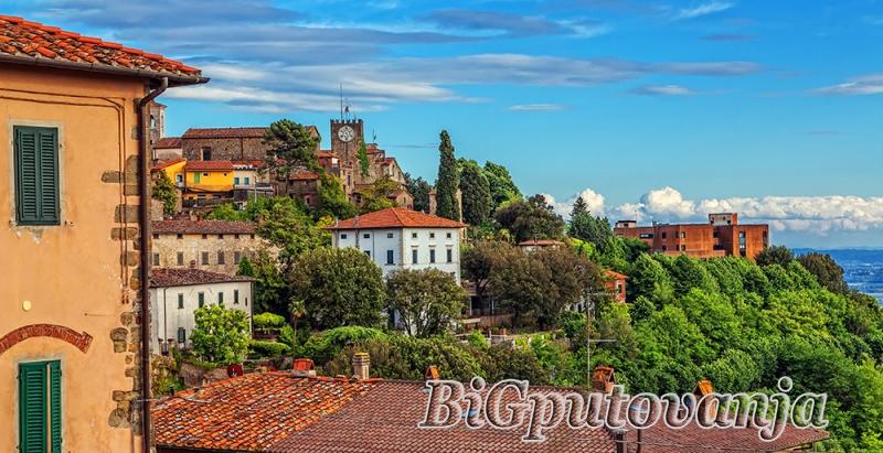 800 rsd vaučer za extra popust na putovanje u Toskanu i Cinque Terre (2 noćenja u htl 3* sa doručkom i prevoz) za 79e 1