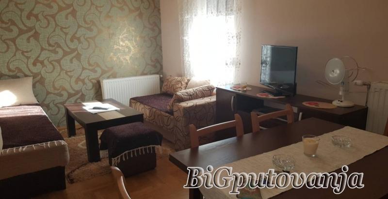 ZLATIBOR - Apartmani Monix Svetogorska vec od 3900 rsd dnevno po apartmanu (4-6 osoba) u strogom centru sa mogucnoscu doplate za polupansion 2