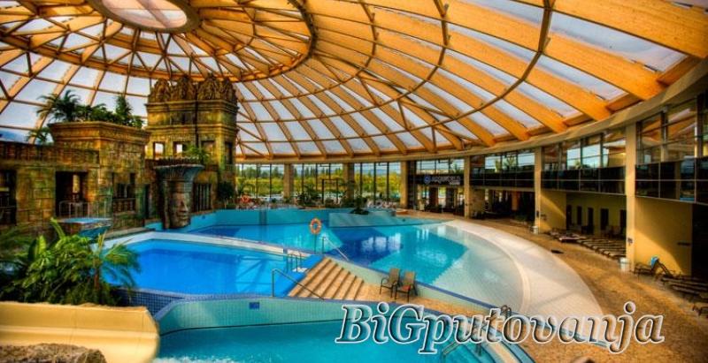 AKCIJA 3=4 NOCI - AQUAWORLD - (SPA & RELAX - AQUA PARK) - Hotel Aquaworld Resort Budapest 4* vec od 164e 2