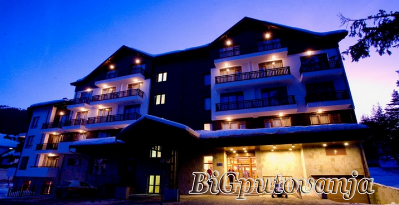 Borovec - Hotel Borovets Hills (7 polupansiona) vec od 350e po osobi 1