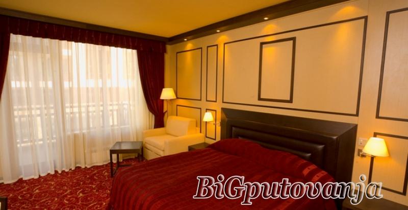 Borovec - Hotel Borovets Hills (7 polupansiona) vec od 350e po osobi 2