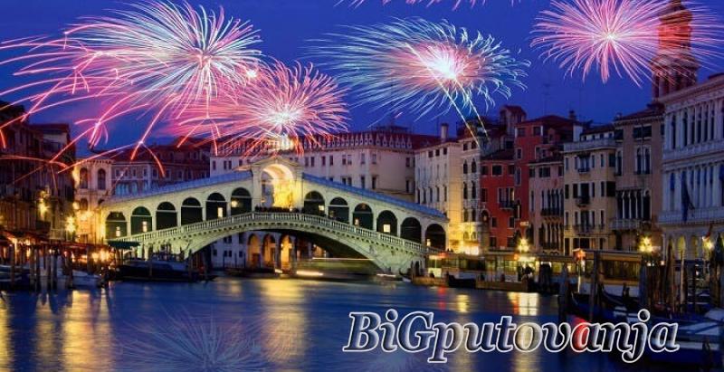 DOČEK NOVE 2020. GODINE U SEVERNOJ ITALIJI sa fakultativnom posetom Veneciji i Veroni - 2 nocenja vec od 99e  3