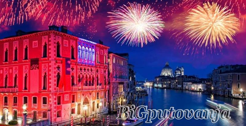 DOČEK NOVE 2020. GODINE U SEVERNOJ ITALIJI sa fakultativnom posetom Veneciji i Veroni - 2 nocenja vec od 99e  2