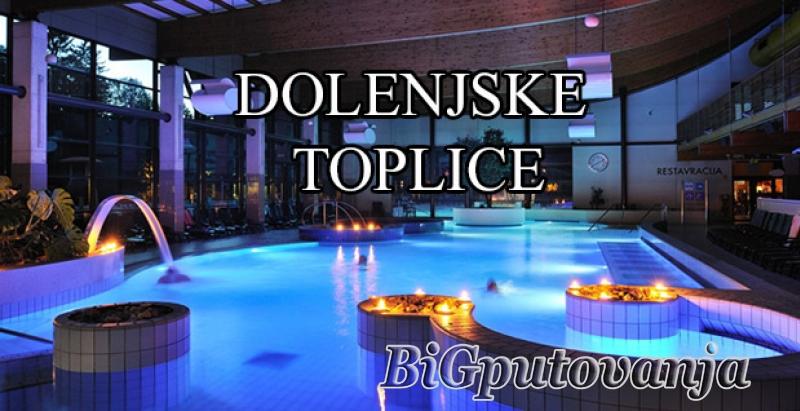 DOLENJSKE TOPLICE - WELLNESS & SPA SADRŽAJI (Hoteli 4*Kristal i Balnea) 2 nocenja na bazi polupansiona po osobi vec od 103e 1