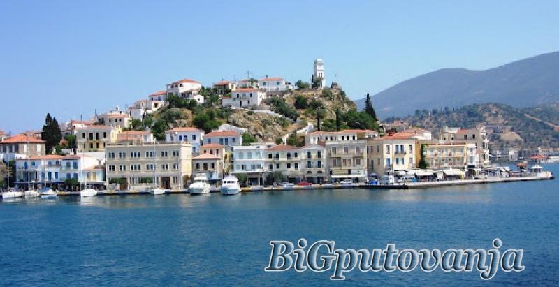 Vila Periklis na ostrvu Egina - paket aranžman (prevoz + trajekt + najam smeštaja po osobi) vec od 160e 1