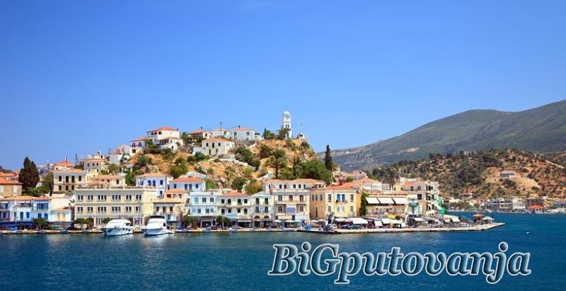 Vila Periklis na ostrvu Egina - paket aranžman (prevoz + trajekt + najam smeštaja po osobi) vec od 160e 4