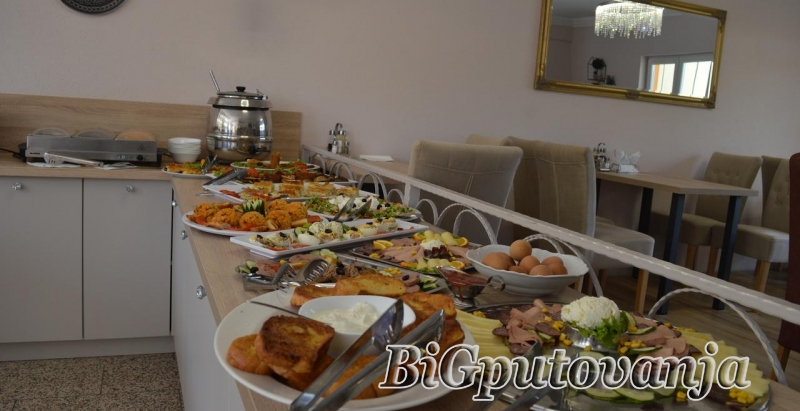Vaucer od 500 rsd po noci za extra popust na smestaj u Hotelu Drina - nocenje sa doruckom za dve osobe) po ceni vec od 31e 4