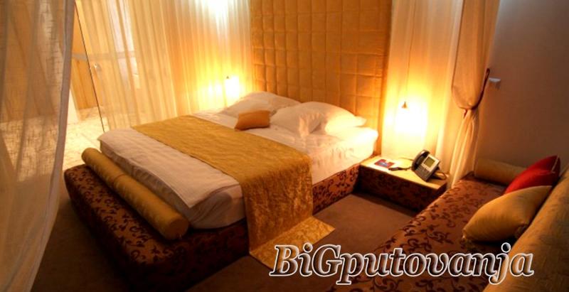 Vaucer od 1000 rsd za extra popust - Hotel & Spa Merona - Sarajevo (2 nocenja za dve sobe uz doručak na bazi Švedskog stola i koriscenje Spa zone, turskog kupatila ili finske saune) 3