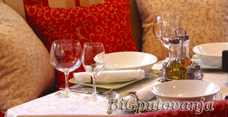 Vaucer od 500 rsd za extra popust - Hotel & Spa Merona - Sarajevo (nocenje za dvoje uz doručak na bazi Švedskog stola i koriscenje Spa zone, turskog kupatila ili finske saune) 4