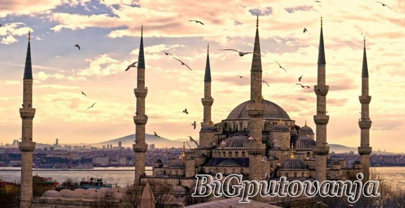 ISTANBUL - Princeva ostrva - autobusom - 6 dana, 3 noćenja 2