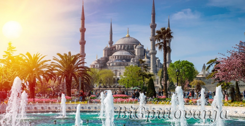 ISTANBUL 3 noćenja / 6 dana / autobusom (hoteli 3* i 4*) 3