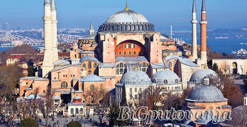 ISTANBUL - 6 dana /3 noći 3