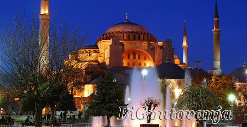 ISTANBUL - 8 dana / 5 noći 2