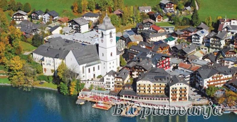 JEZERA AUSTRIJE: IZLET HALŠTAT I VOLFGANGZE  4