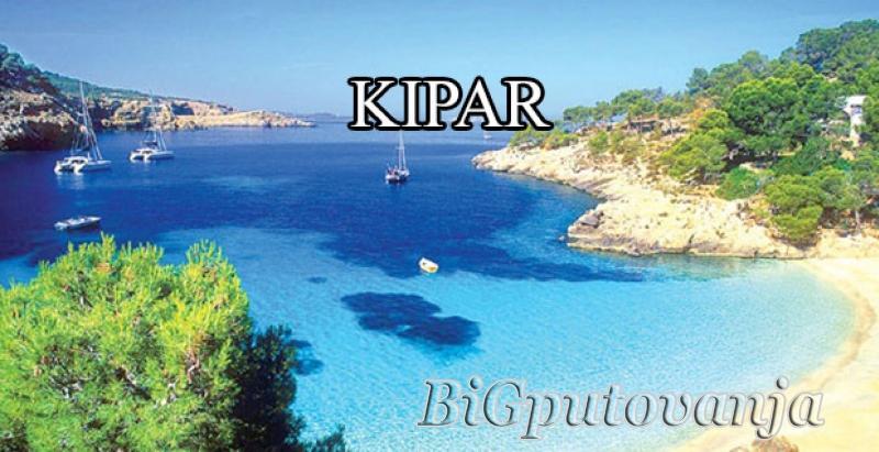 KIPAR - svakodnevni avio polasci (5 ili vise nocenja u hotelu po izboru 3*-5*) sa mogusnoscu doplate avio prevoza vec od 158e 1