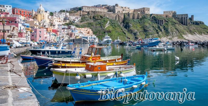 Sicilija sa posetom Rimu, Napulju i ostrvu Kapri (13 dana / 8 noci autobusom) 3