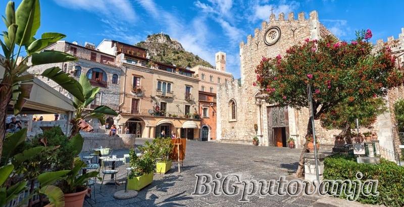Sicilija sa posetom Rimu, Napulju i ostrvu Kapri (13 dana / 8 noci autobusom) 4