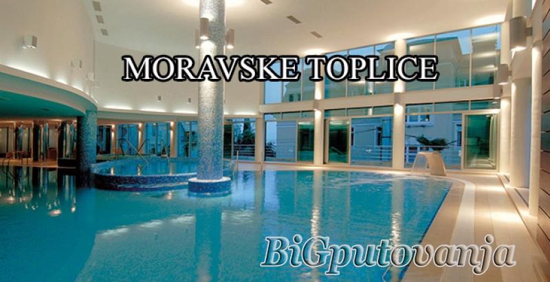 MORAVSKE TOPLICE (Hoteli 4*- 5* Termal, Ajda i Livada prestige) 2 nocenja po osobi na bazi polupansiona vec od 100e  1
