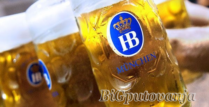 Oktobarfest najveći festival piva na svetu u Minhenu 2