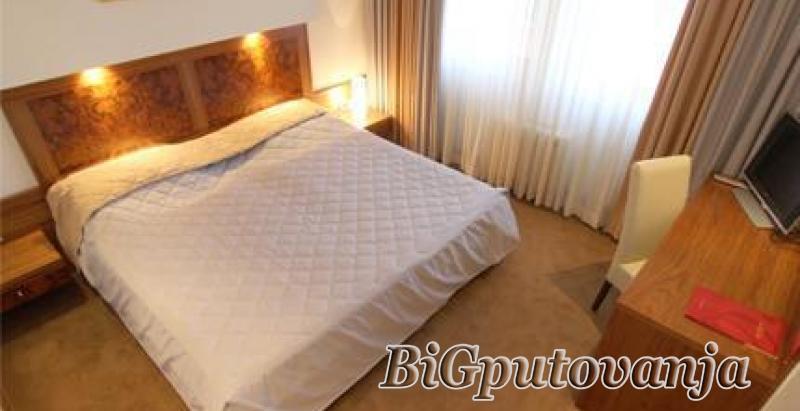 Posetite Sarajevo i očaravajući hotel Exclusive - kupovinom vaučera od 1000 rsd ostvarujete popust za 2 osobe i 2 noćenja sa doručkom  2