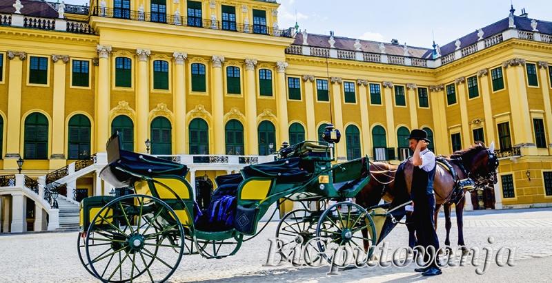 600 rsd vaučer za extra popust na putovanje u Beč (1 noćenje u htl 3*/4* sa doručkom i prevoz) za 55e 1