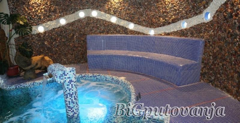 Rudnik: Dva noćenje za dvoje uz celodnevno korišćenje dva bazena u Vili Etna 2