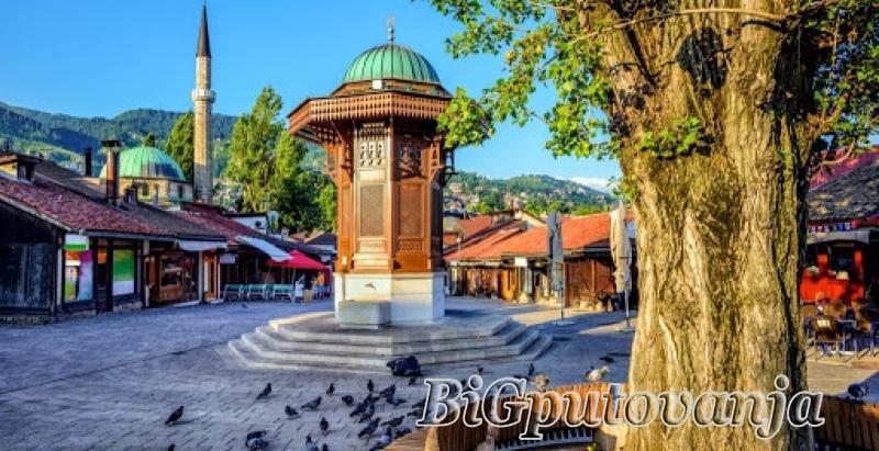 SARAJEVO - bez noćenja (polasci iz Beograda i Novog Sada) 1