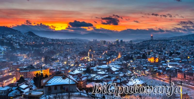 SARAJEVO - bez noćenja (polasci iz Beograda i Novog Sada) 2