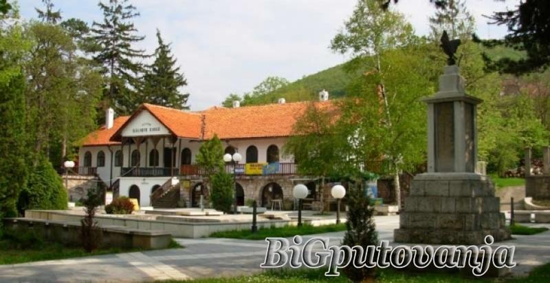 Vaučer 100 rsd po osobi dnevno za extra popust na smestaj u vili LUKIĆ - SOKO BANJA (za 7 uplaćenih  noći - 8 noć GRATIS) 1
