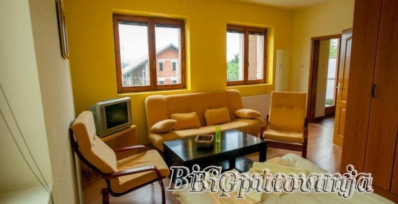 Vaucer od 300 rsd za extra popust: najam novih apartmana u vili Jana na ZLATIBORU (doplata 2667 rsd - 4 osobe) 4