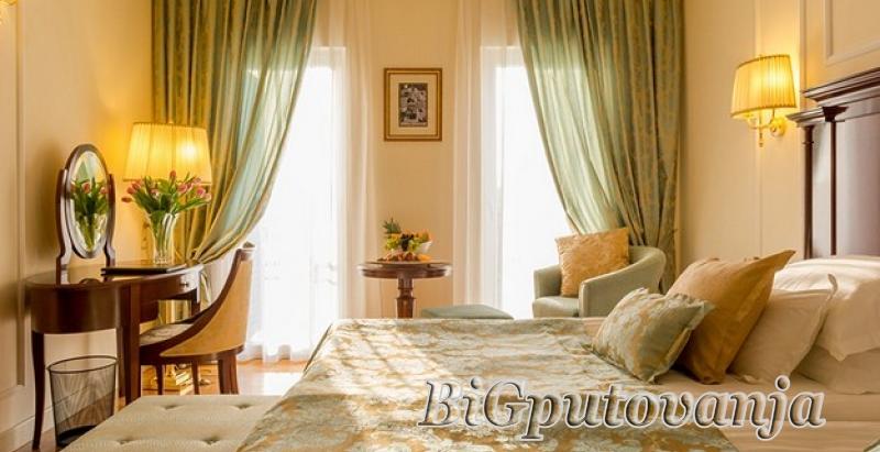 Vaucer od 7000 rsd za extra popust - 4 nocenja za dve osobe u Hotelu President Solin 5* uz doplatu 335e u smestaju 3