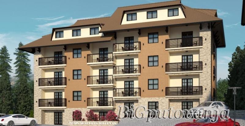 Zlatibor - Apartmani Jorgovan 1 i 2 (4 do 6 osoba) vec od 6000 uz odredjene popuste u zavisnosti od broja noci 1