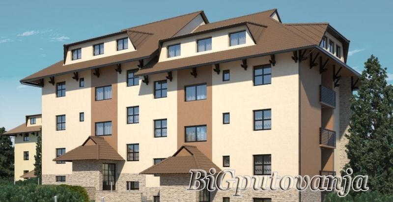 Zlatibor - Apartmani Jorgovan 1 i 2 (4 do 6 osoba) vec od 6000 uz odredjene popuste u zavisnosti od broja noci 2