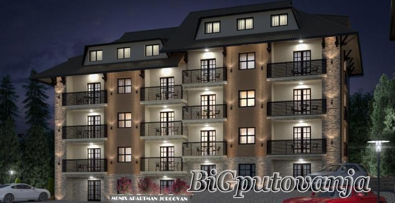 Zlatibor - Apartmani Jorgovan 1 i 2 (4 do 6 osoba) vec od 6000 uz odredjene popuste u zavisnosti od broja noci 3
